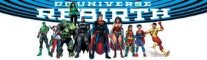 DC Universe Rebirth 2016