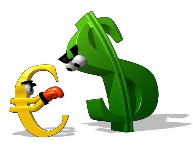 dollar-euro-power-game