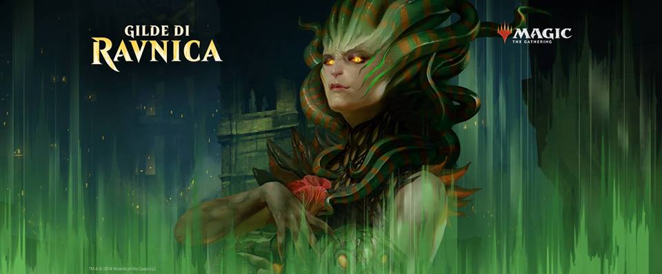 magic - gilde di ravnica