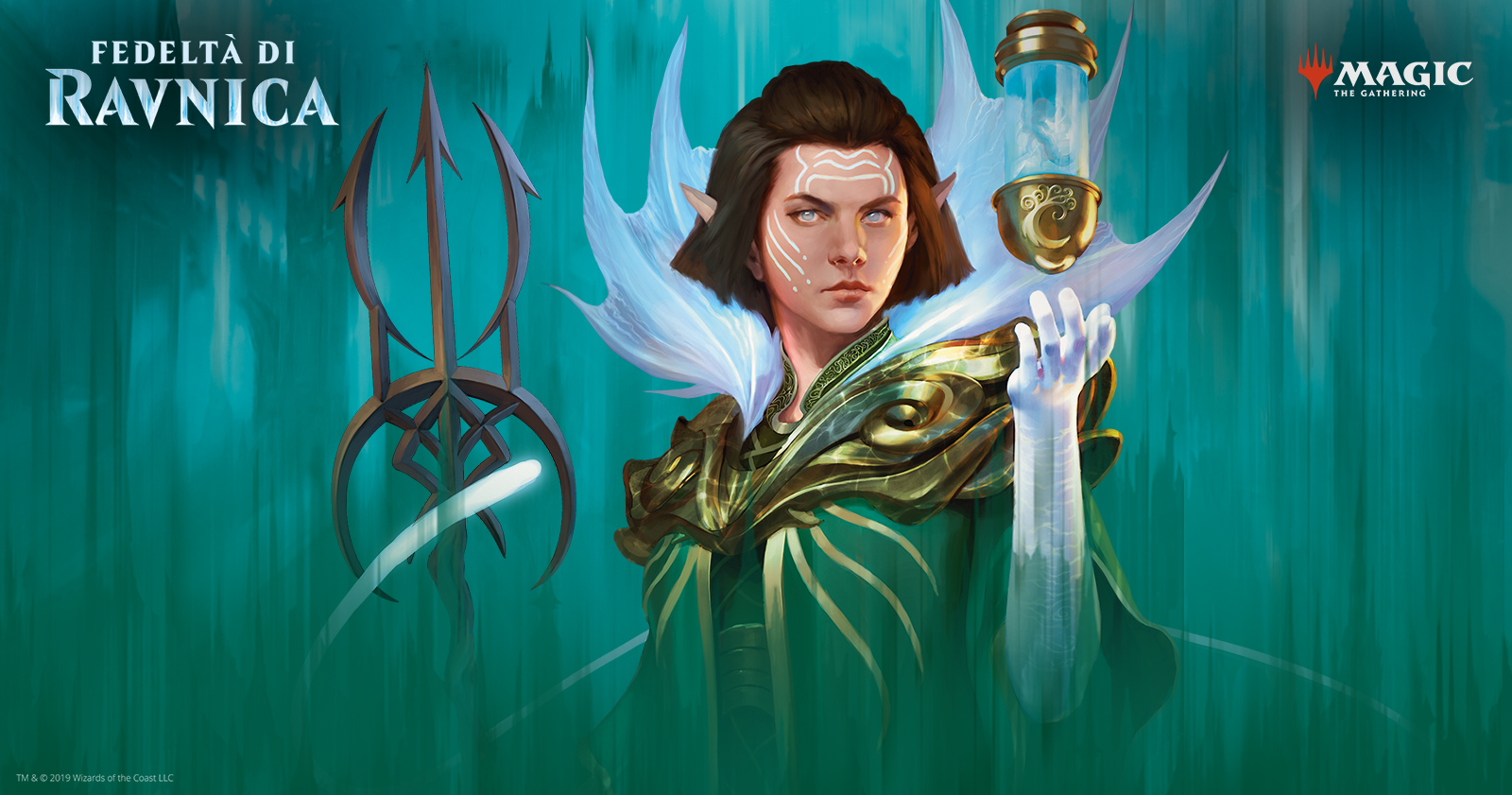 magic fedeltà ravnica simic