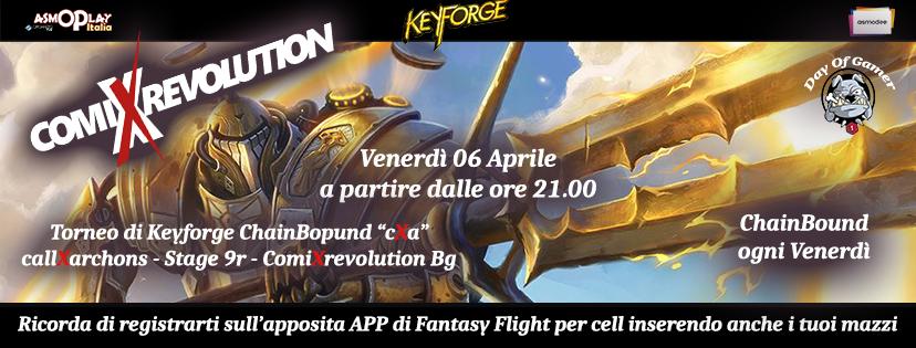 comixrevolution_bergamo_keyforge_chainbound