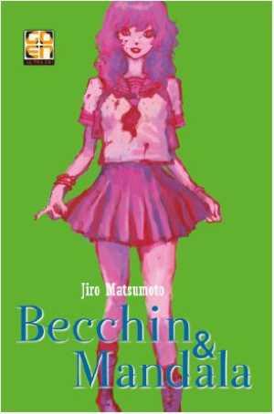 copertina COMIXREVOLUTION-becchin-e-mandala
