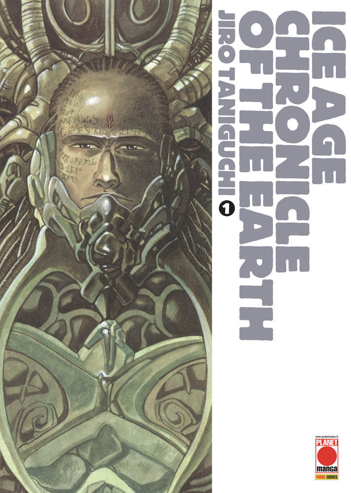 copertina comixrevolution-ice-age-chronicles-of-the-earth-9788891288486