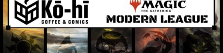 Ko-Hi Treviglio: FNM Modern League di Magic 4^ Tappa
