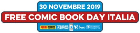 Free Comics Book Day 2019