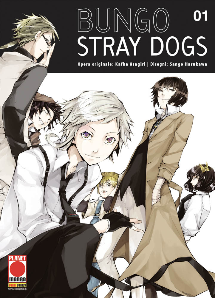 comixrevolution_bungo_stray_dogs_1_ristampa_9788891291783