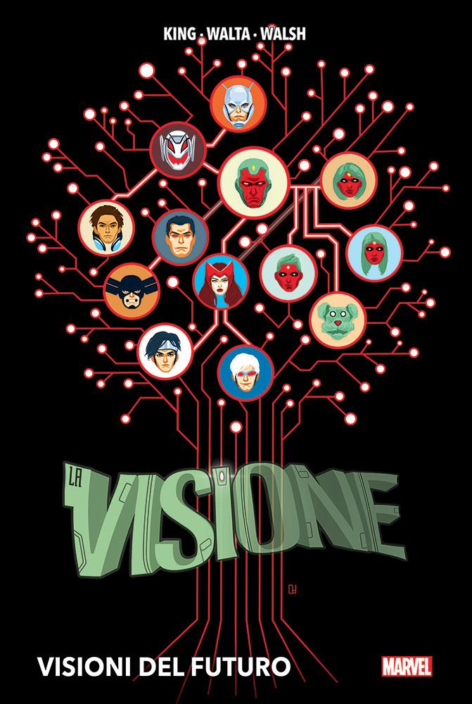 copertina comixrevolution_marvel_deluxe_visione_9788891273178