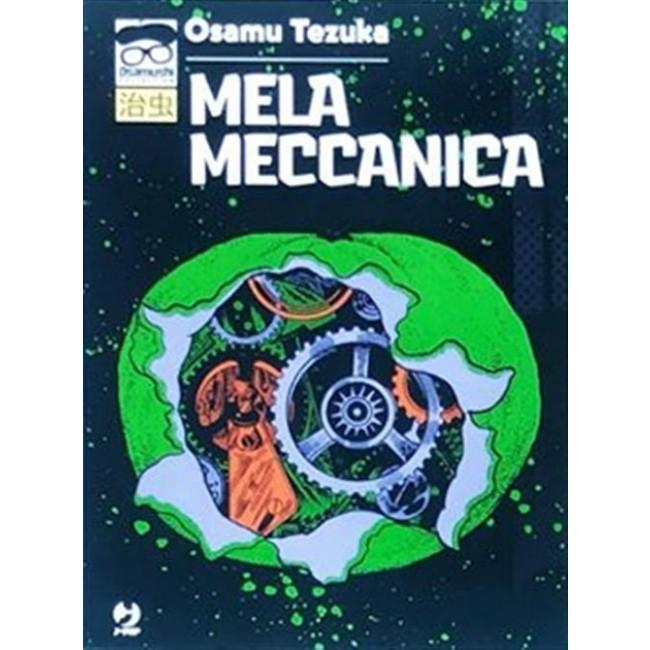 copertina comixrevolution_mela_meccanica_9788834901281