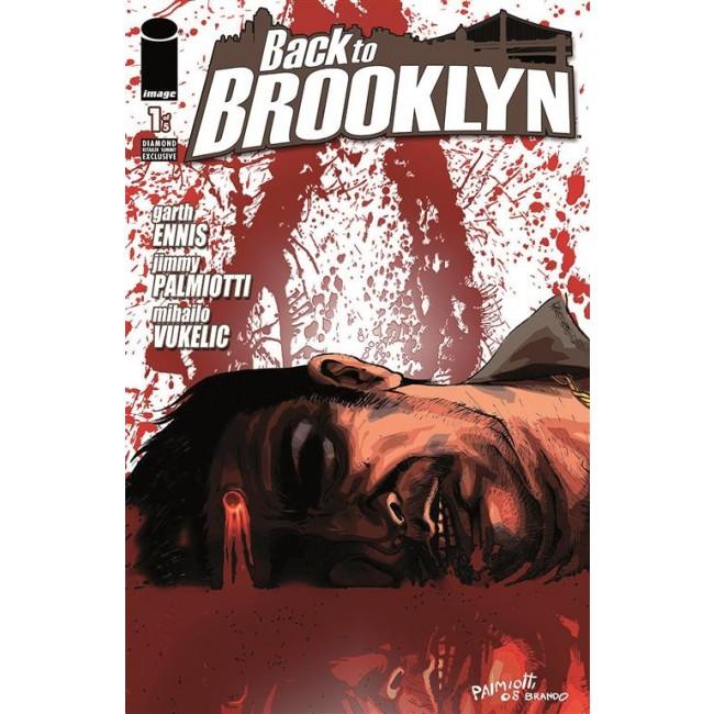 copertina comixrevolution_ritorno_a_brooklyn_9788869195761