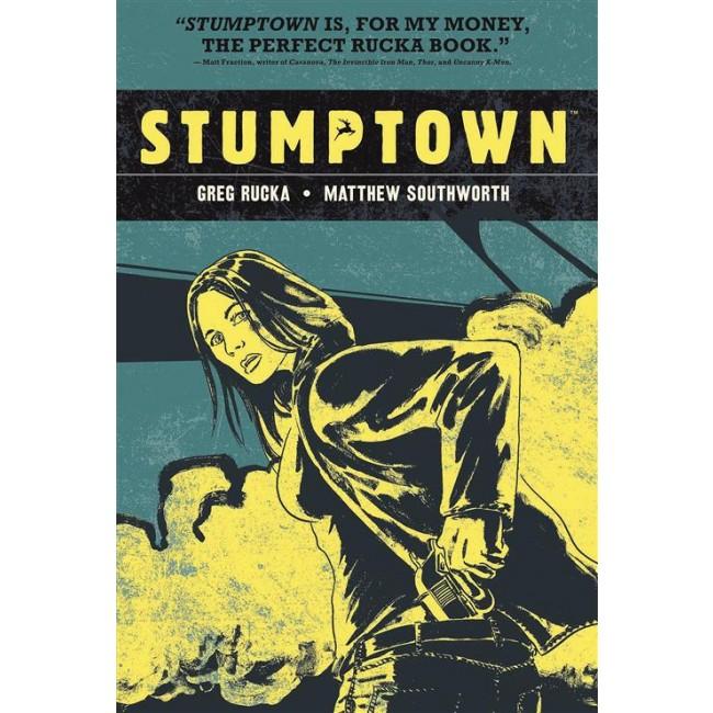 copertina COMIXREVOLUTION_stumptown_1_9788834901229