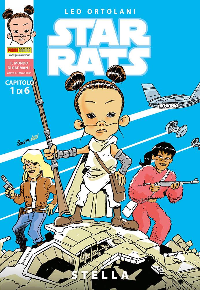 copertina COMIXREVOLUTION-STAR-RATS-1-A-STELLA-9788891275868