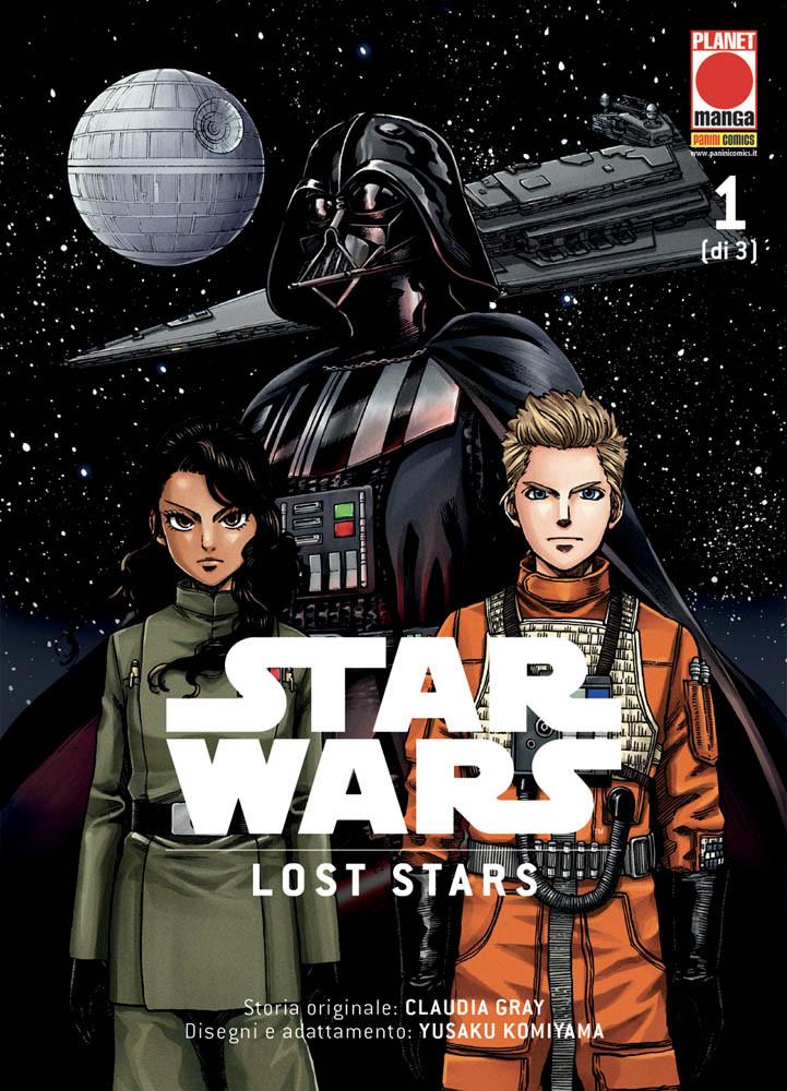copertina comixrevolution-star-wars-lost-stars
