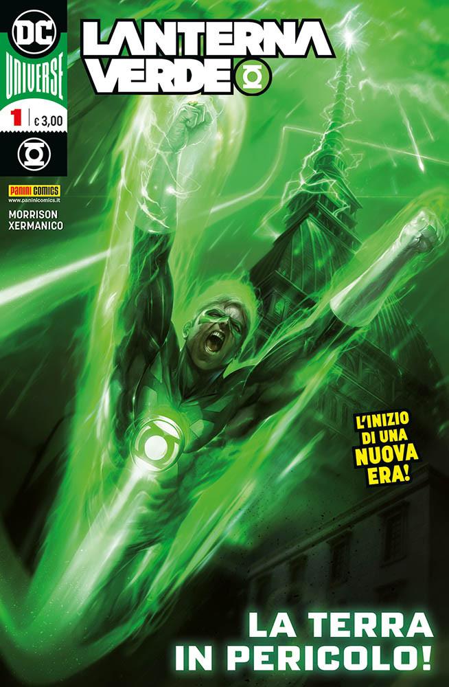 ARRIVI PANINI, STAR, JPOP E LANCIO DC COMICS