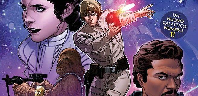 Recensione Star Wars n.1 2021