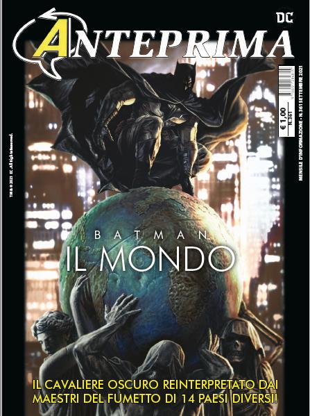 copertina comixrevolution_anteprima_361_settembre_2021